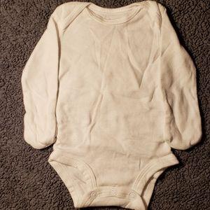 Carter's bodysuit with handcovers bundle